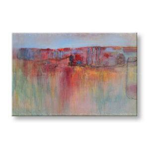 Malovaný obraz na stěnu ABSTRAKT 55x80 cm FB460E1/24h