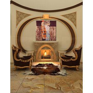 Obraz na plátně TŘI OBDOBÍ ŽIVOTA ŽENY – Gustav Klimt