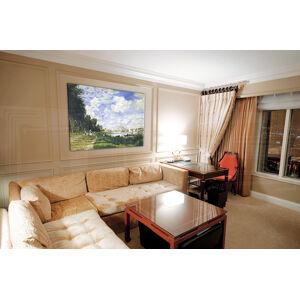 Obraz na plátně ARGENTEUIL – Claude Monet