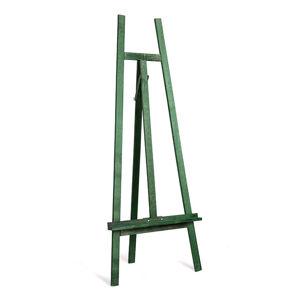Dekorační stojan na obraz ACADEMY Green  SZ2-green