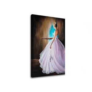 Obraz na plátně BALETKA 1 dílny 40x60 cm Sleva 60% XOBFB578E1/24h