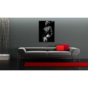 Ručně malovaný POP Art Paul Scholes 1 dílný 70x100cm