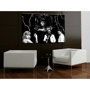 Ručně malovaný POP Art AL PACINO 1 dílný 100x70cm