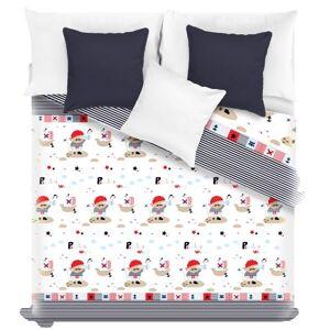 Dětský přehoz na postel PIRATES 140 x 200 cm