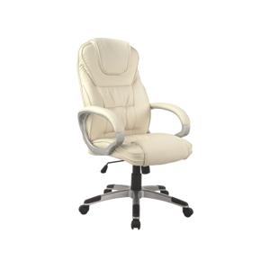 Kancelářská židle Q-031 béžová