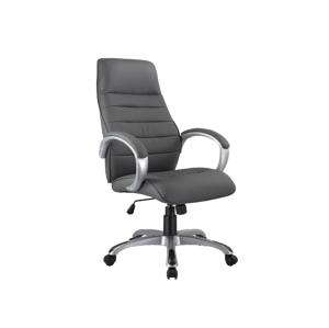 Kancelářská židle Q-046 šedá