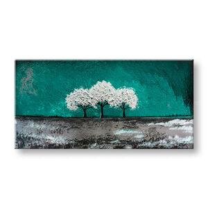 Ručně malovaný obraz na stěnu STROMY 1 dílný YOBAM008E1