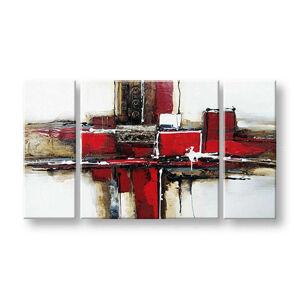 Ručně malovaný obraz na zeď KVĚTY FB191E3