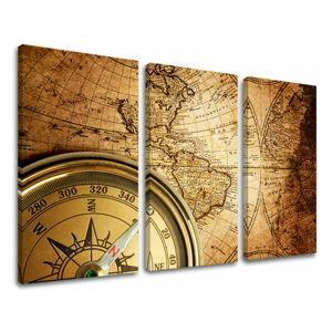 Obraz na stěnu 3 dílný INSPIRACE IN025E30