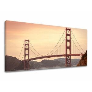 Obraz na stěnu Panoráma MĚSTO / SAN FRANCISCO ME116E13