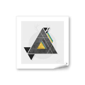 Plakát na stěnu Instant Abstraction / Dan Johannson XPGDJ019A3232