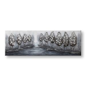 Malovaný obraz na stěnu STROMY 1 dílný CWFTR029 - 150x50 cm