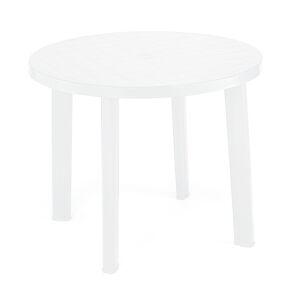 ProGarden TONDO stůl - bílý